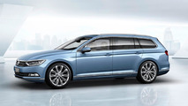 2015 Volkswagen Passat officially revealed