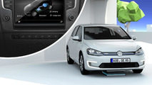 Volkswagen Connected Golf concept