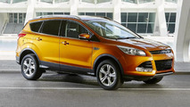 Ford Kuga gets 180 HP 2.0-liter TDCi engine in UK