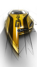 Mercedes & Cigarette Racing tease an AMG GT S inspired boat