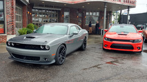 Dodge revs up 2017 Challenger T/A and Charger Daytona models