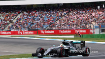 Hamilton: Glumness is disappointment not pain