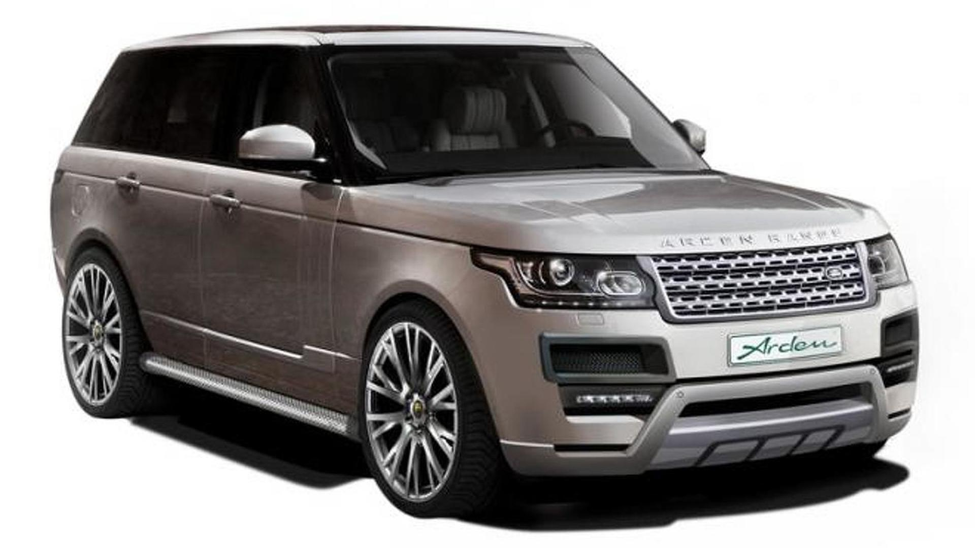 Ranger Rover AR9 by Arden brings a new body kit