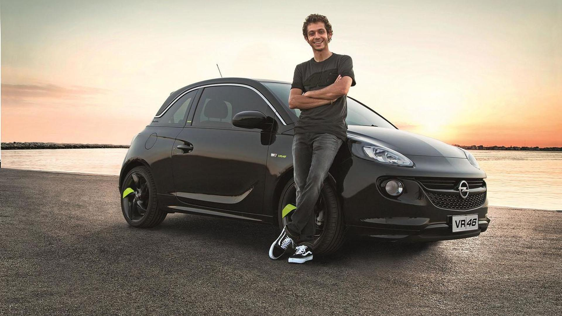 Opel ADAM VR 46 Limited Edition announced for Italy
