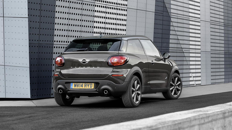 Mini Paceman could return as Countryman coupe