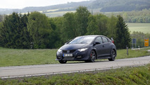 2015 Honda Civic Type R spy photo