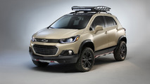 Chevy Trax Active concept