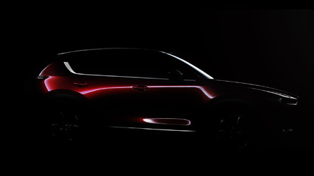 Mazda teases all-new CX-5 crossover ahead of LA debut