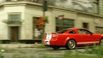 Mustang GT500 Stars in Will Smith's 'I Am Legend'