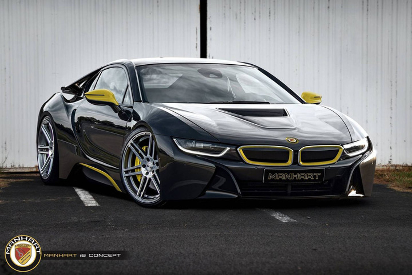 BMW i8 Gets the Custom Treatment