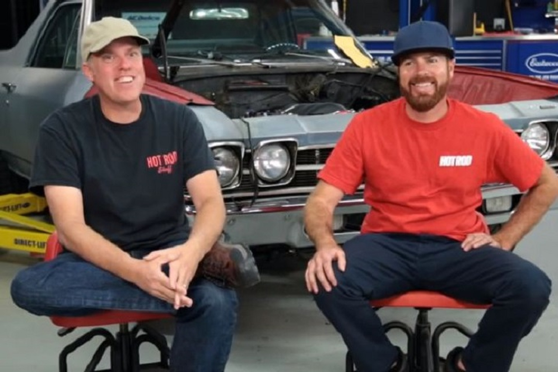 Hot Rod Garage Needs a New Host, It Could Be You!