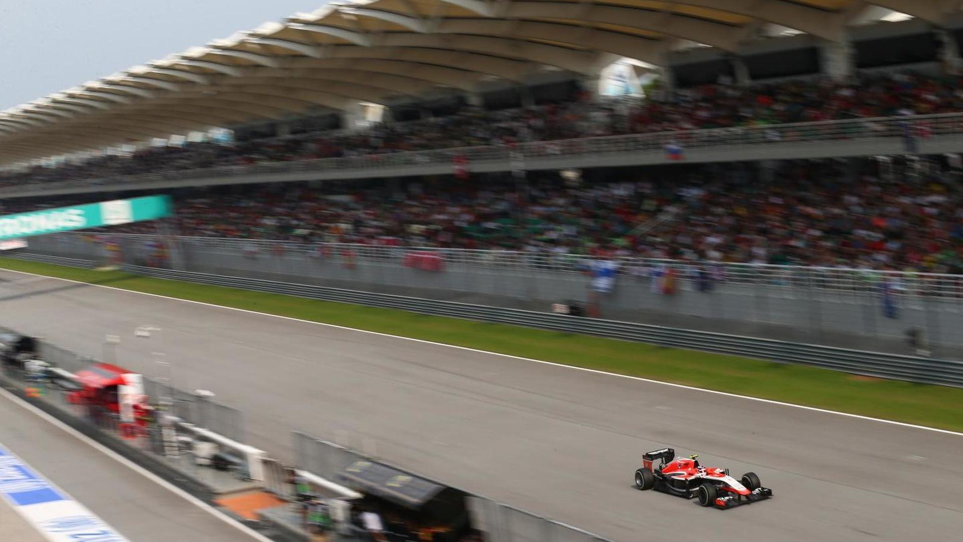 Sepang 'not satisfied' with new F1 deal