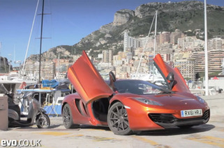 We Think the McLaren MP4-12C Is the Perfect Everyday Supercar