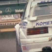1993 DTM footage gets the Slow-Motion treatment