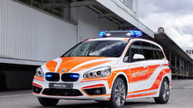 BMW at RETTmobil 2016