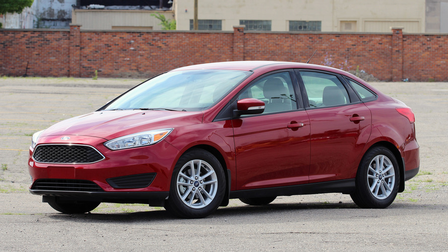 Review: 2016 Ford Focus SE EcoBoost