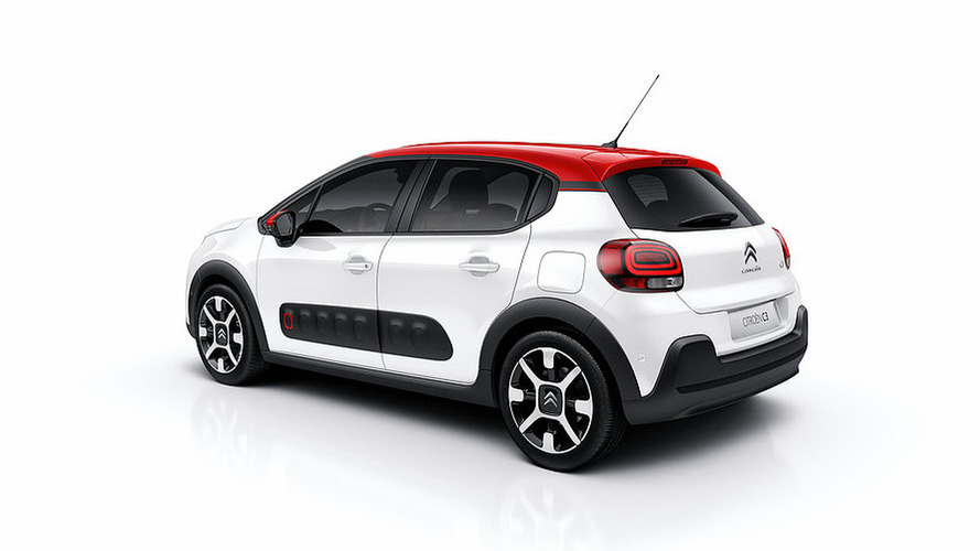 Citroen C3 leaked picture