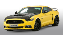 Ford Mustang by Clive Sutton