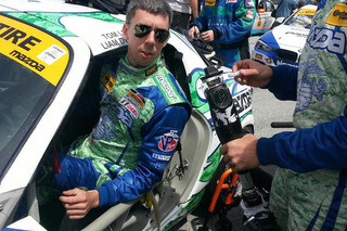 Veteran Who Lost His Leg in Afganistan Wins First IMSA Race
