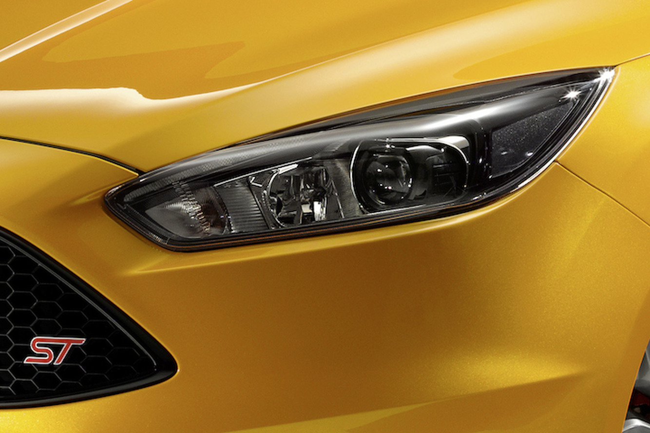 Ford's Unveiling A Refreshed and Diesel Focus ST This Weekend [w/Video]