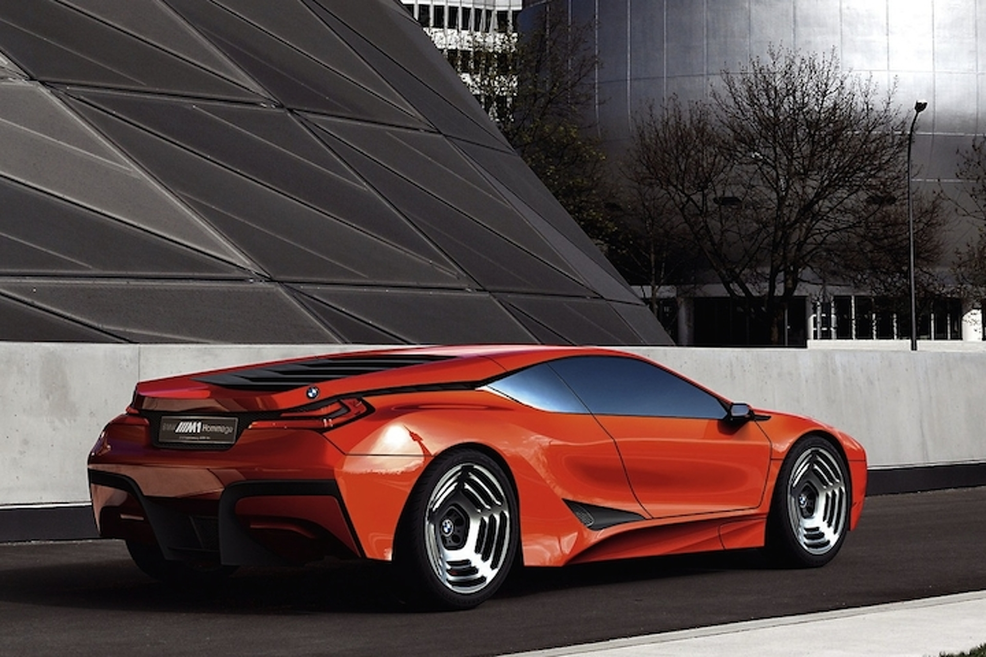 BMW M1 On the Verge of a Comeback?
