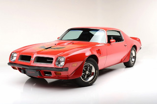 Place Your Bid on This 1974 Pontiac Firebird Trans Am 455 Super Duty