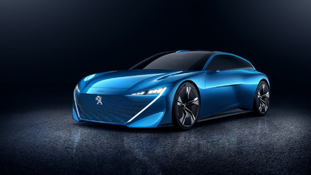 Peugeot Instinct hybrid concept is bold and beautiful