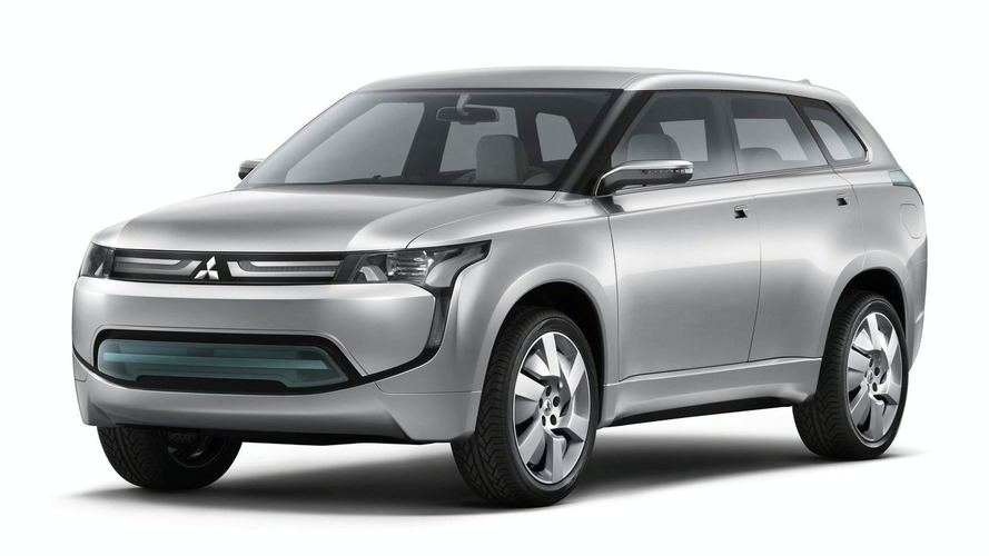 Mitsubishi PX-MiEV and i-MiEV CARGO Concepts to Debut in Tokyo