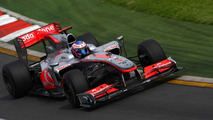 McLaren Lead the Way in Melbourne Practice on Friday