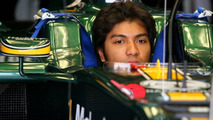 Fauzy to drive Lotus in Friday's Sepang practice