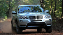Entry-level BMW X3 sDrive18d announced
