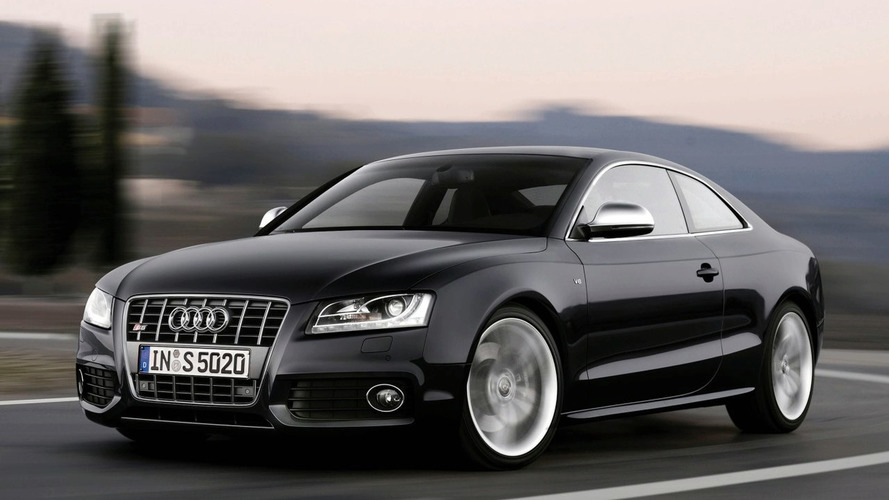 Speculations: Audi S5 V8 Engine to be Downgraded to Supercharged V6