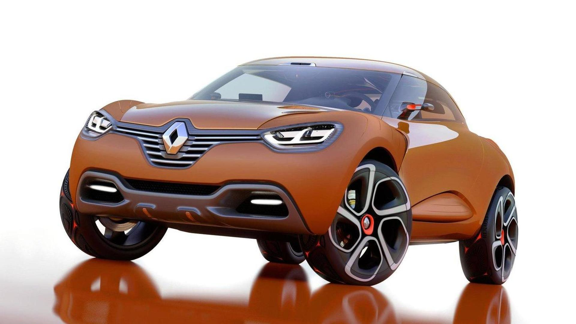 Renault to offer rebadged Nissan Juke - report