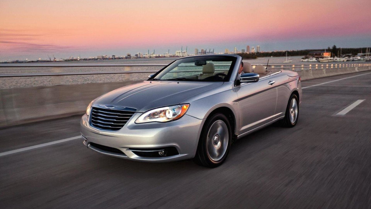 2011 Chrysler 200 Convertible, 1600, 18.01.2011