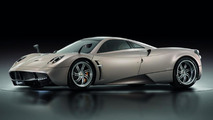 Pagani Huayra's roaring sound on the track [video]