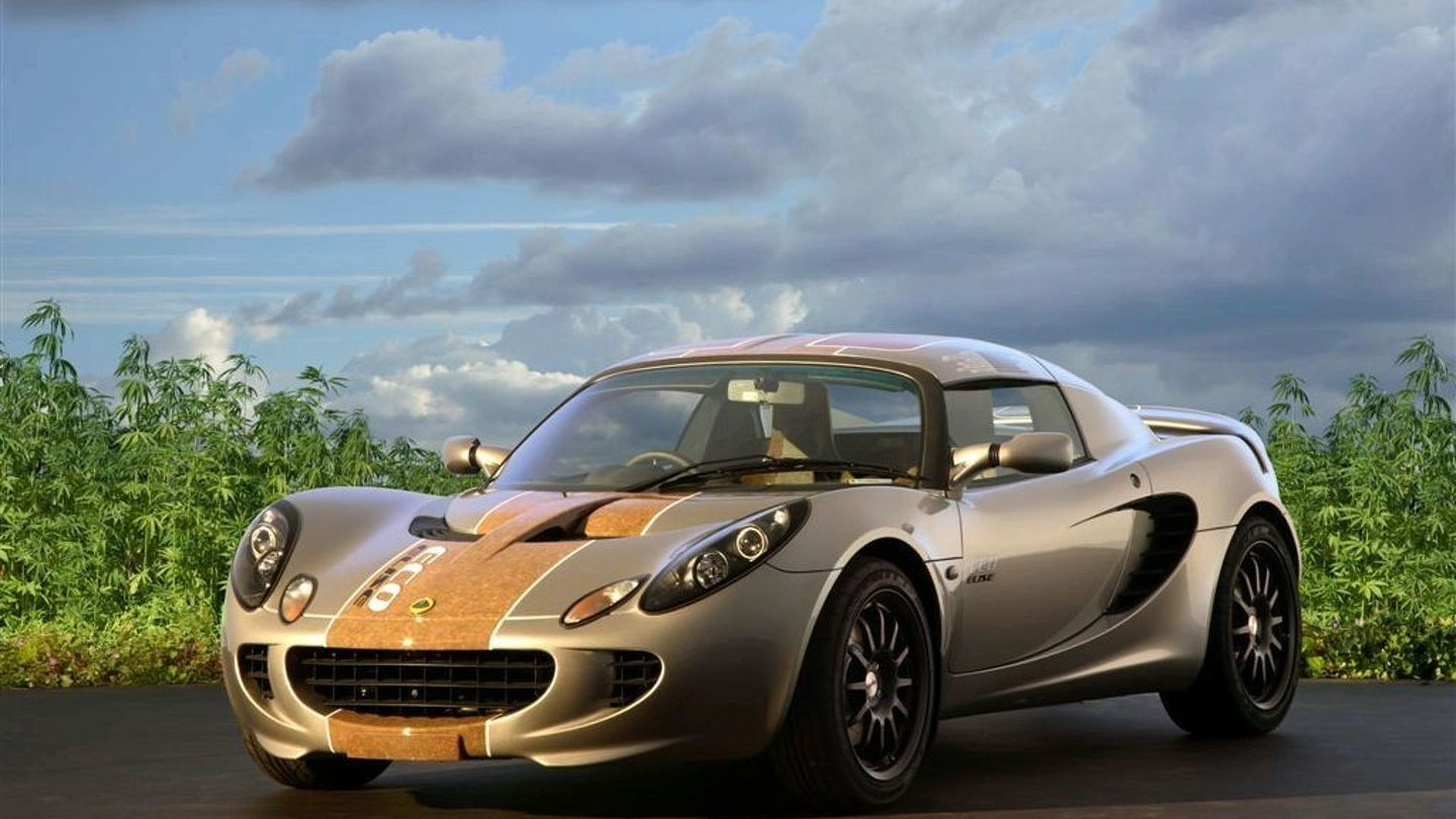 Lotus Releases The Eco Elise To Showcase Its Green Ideas