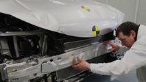 2012 Honda Civic (euro-spec) outfitted for safety 14.10.2011