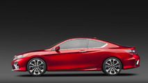 2013 Honda Accord Coupe concept - 10.1.2012