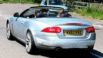 Jaguar XK Facelift Spy Photos