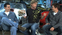 US Top Gear Hosts Reveal Themselves