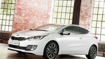 Kia Pro_cee'd Turbo to feature 200 hp - report