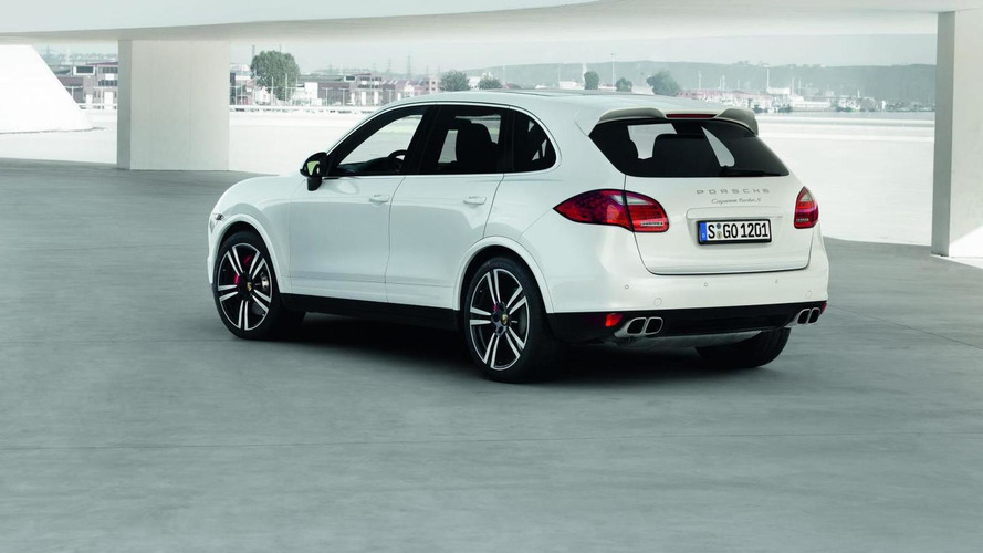 OFFICIAL: 2013 Porsche Cayenne Turbo S revealed [video]