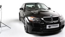 Wide-body kit for the E90 BMW 3-Series by Prior Design