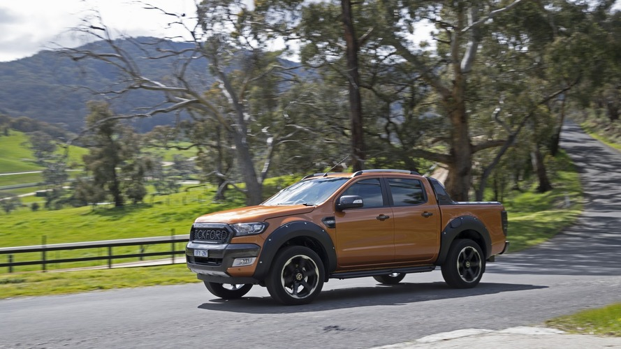 Tickford makes Australian return with tuned Ford Ranger