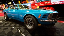 1970 Ford Mustang Boss 429 Fastback auctioned for $245,000