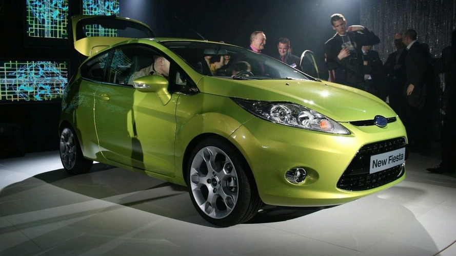 All New Ford Fiesta Unveiled
