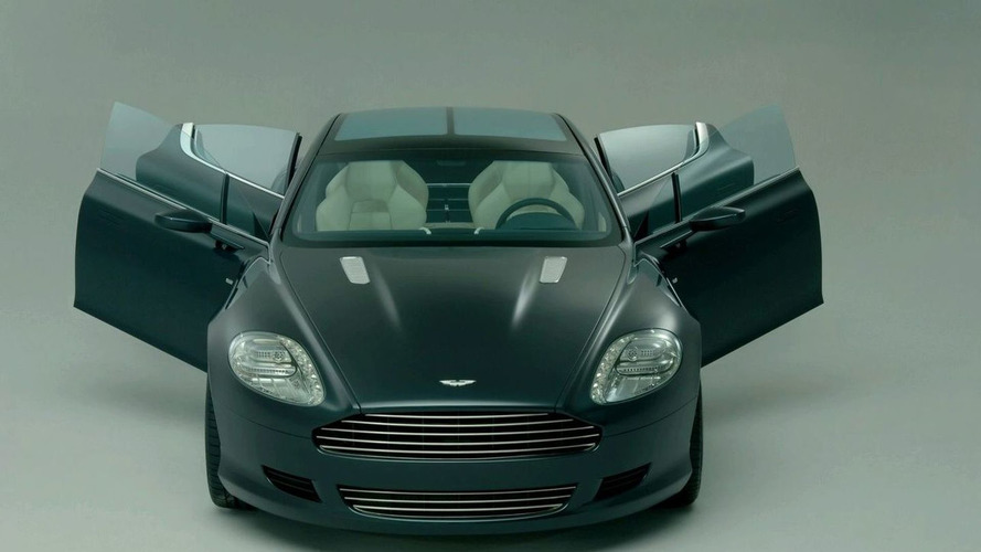 Aston Martin Rapide To Be Built By Magna Steyr
