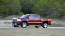2015 GMC Sierra Denali unveiled with magnetic ride control