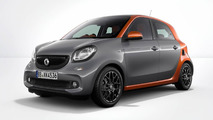 Smart ForFour Electric Drive confirmed, slated for 2016 release