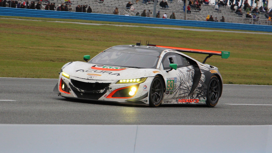 Race Car for the Road: Acura NSX and GT3 side by side